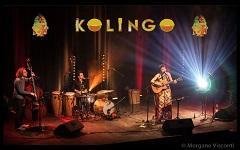 Concert du mois:  Kolingo – Musiques Latines |