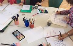 Atelier d'écriture: La bande des mots |